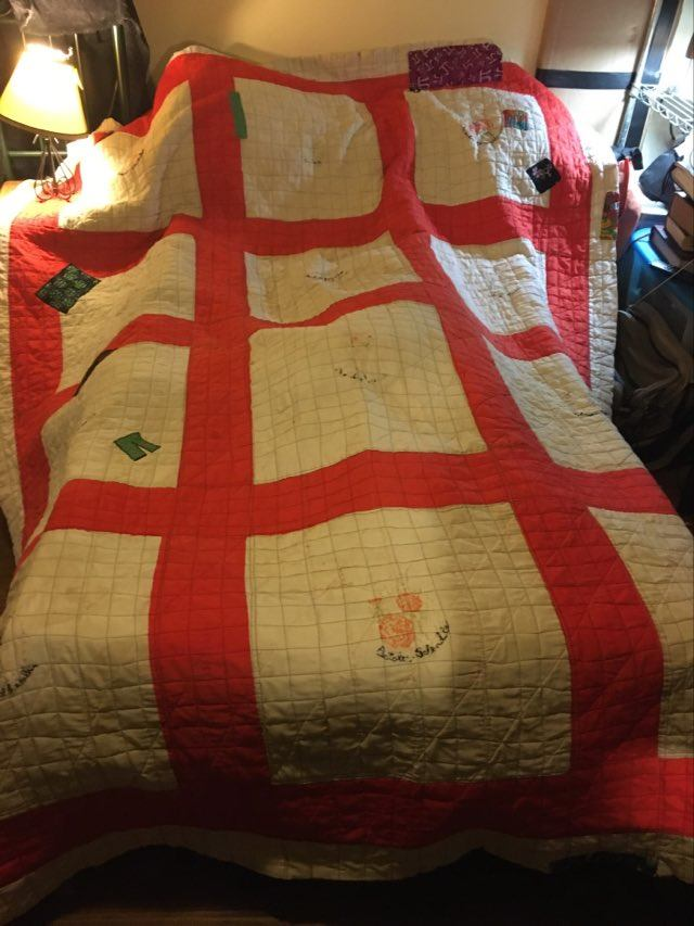 The 40 Year Old Quilt