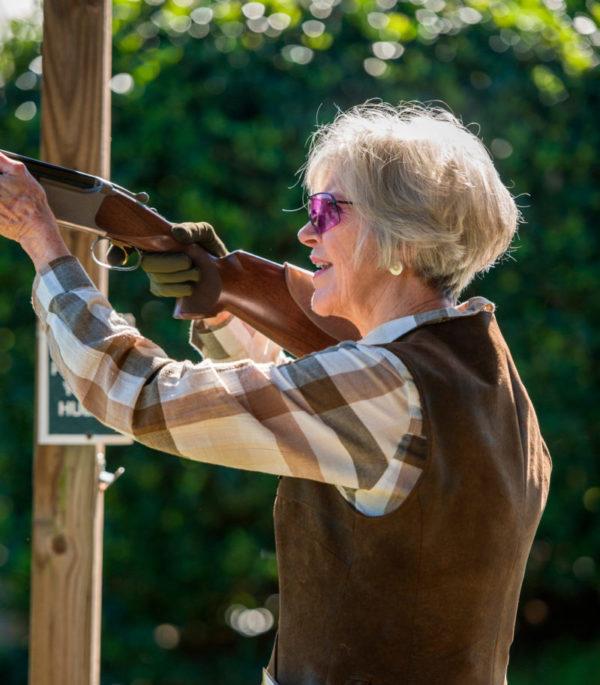 Annie Oakley Shooters Womens Clay Shooting Club