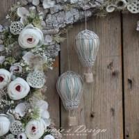 Hőlégballonok villanykörtéből
