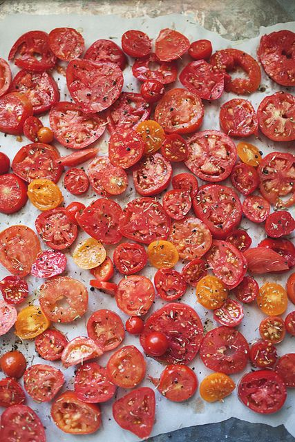 Pickled Cherry Tomatoes - Annie's Farm