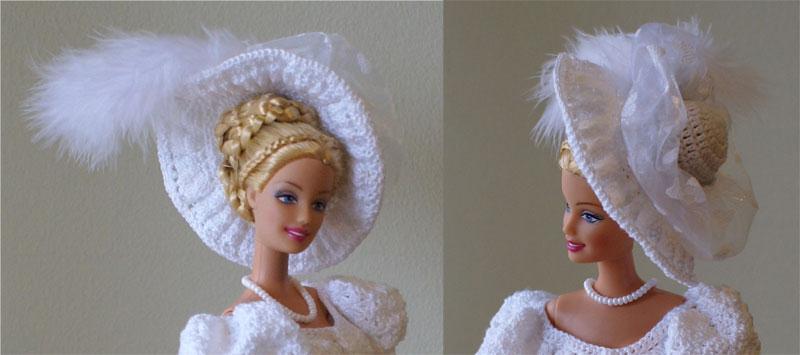 Barbie – Bröllopsklänning Från 1905 – Wedding Gown
