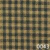 Green Tea Dyed Mini Check Plaid Homespun Fabric