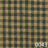 Green Tea Dyed Mini Check Plaid Homespun Fabric