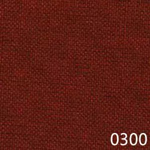 Red Cotton Solid Homespun Fabric