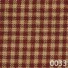 Red Tea Dyed Mini Check Plaid Homespun Fabric