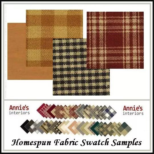 Homespun-Fabric-Swatch-Samples