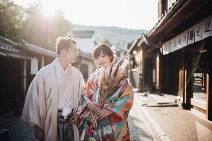 [京都] 日本自助婚紗 色打掛&白紗 在最愛的京都留下回憶 Foiga Photography