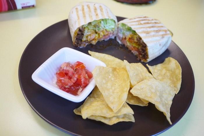 [美墨] 台北 公館 – Taco2Go 墨西哥捲餅