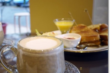 [咖啡] 新北 板橋 – ATTS COFFEE (日本老闆咖啡館)