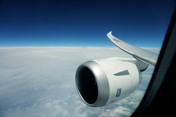 [日本] ANA全日空 夢幻客機787 羽田-松山 NH851 商務艙回程
