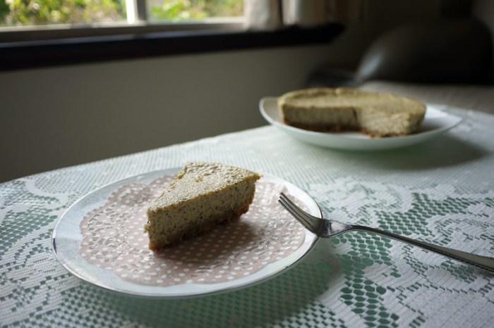 [烘焙] 伯爵茶起司蛋糕