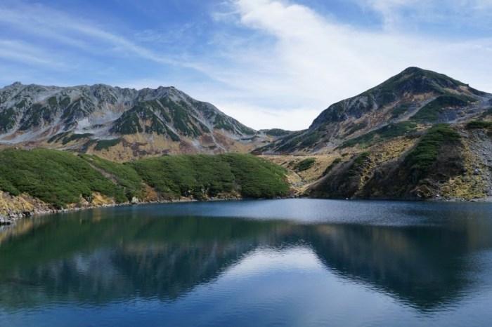 [富山] 立山黑部 紅葉 (二) 美女平-室堂 美不勝收高山風景