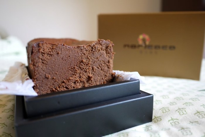 [試吃] Moricaca 森果香 sweets house – 艾佛勒斯 燒巧克力