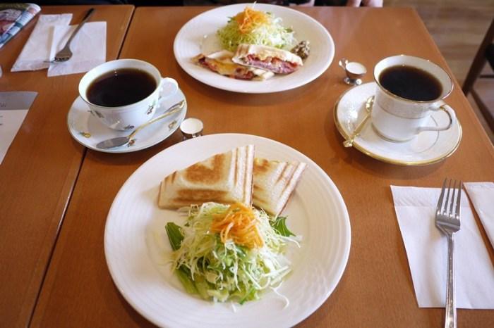 [京都] 京都吃早餐 咖啡館/喫茶店/麵包店 (2016.01更新)