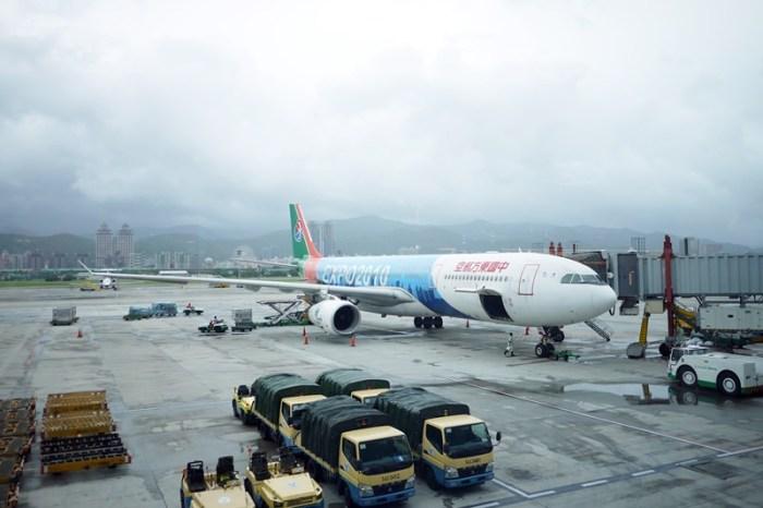 [上海] 東方航空初體驗 台北松山 – 上海虹橋