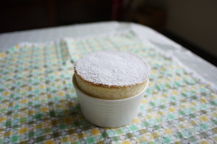 [烘焙] 初試 舒芙蕾Soufflé
