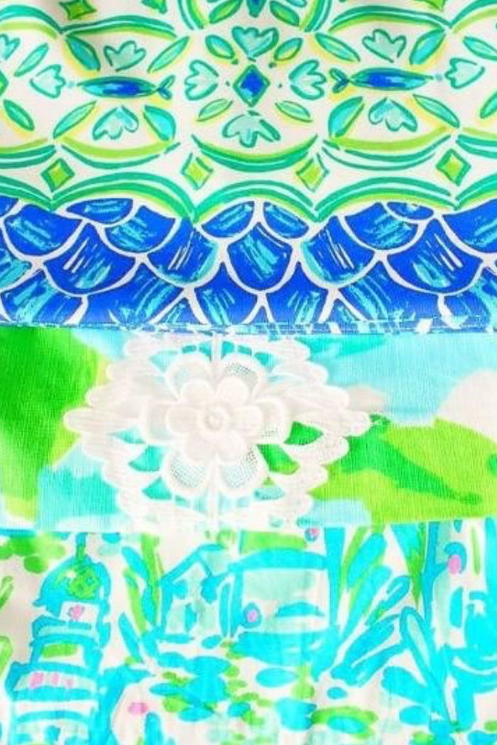 Lilly Pulitzer Dress Collection: Greens