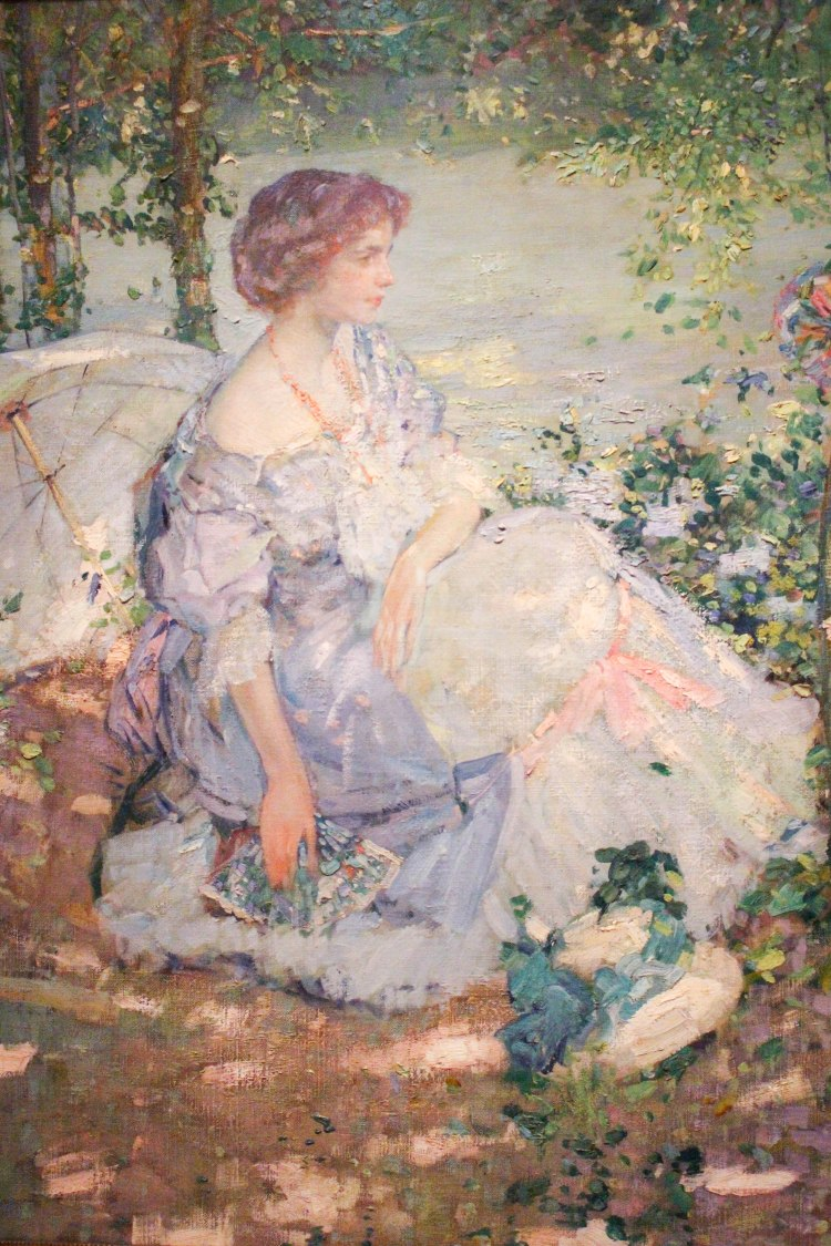 Picasso, van Gogh & Monet Paintings at the Detroit Institute of Arts