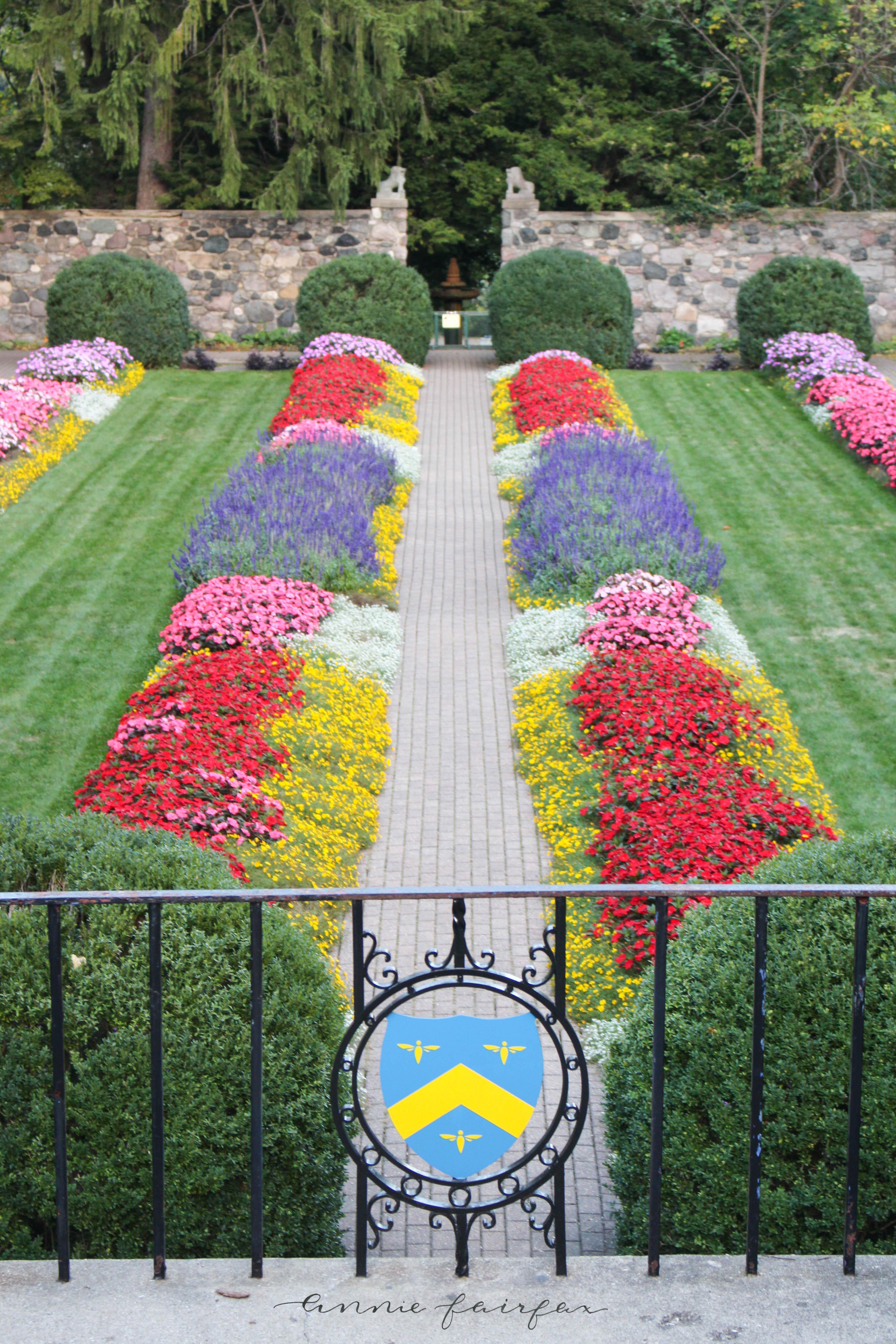 Cranbrook House & Gardens https://anniewearsit.com/