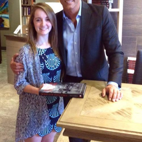 Meeting Nigel Barker!