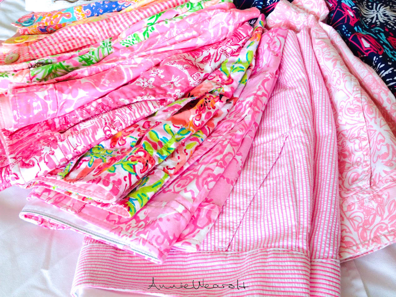 Lilly Pulitzer Shorts Collection