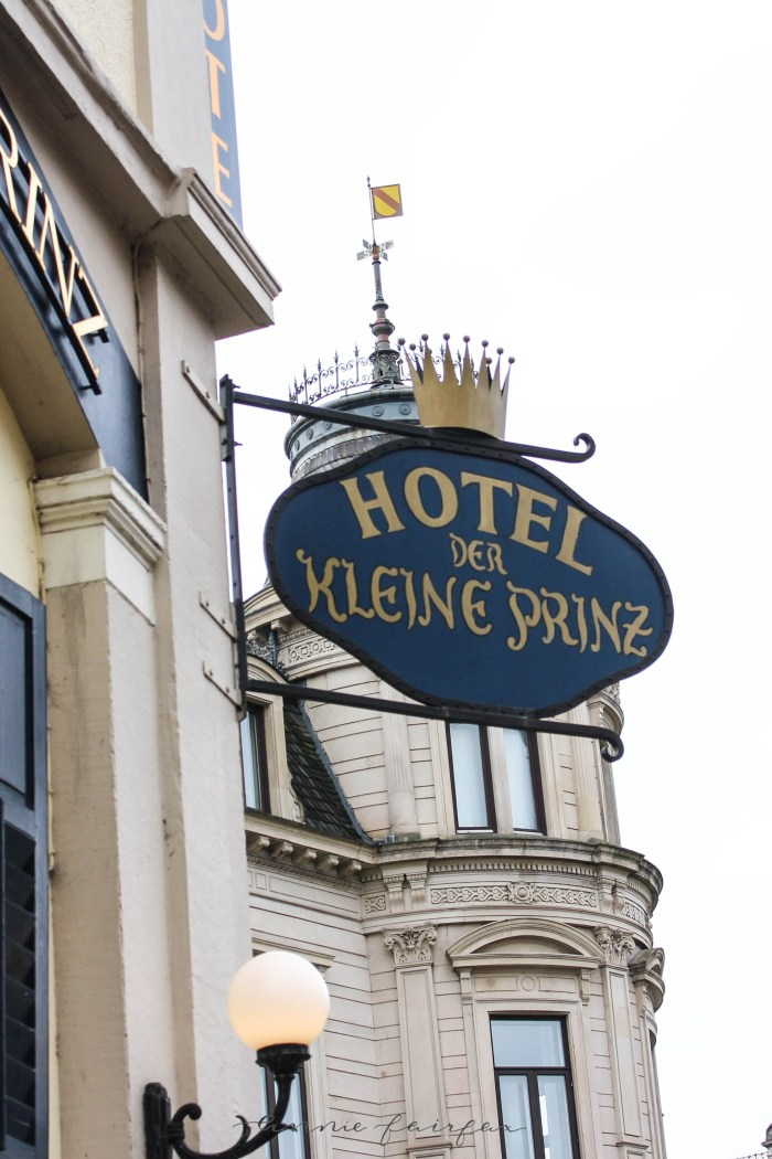 Luxury Hotels of the World: Hotel Der Kleine Prinz in Baden-Baden, Germany