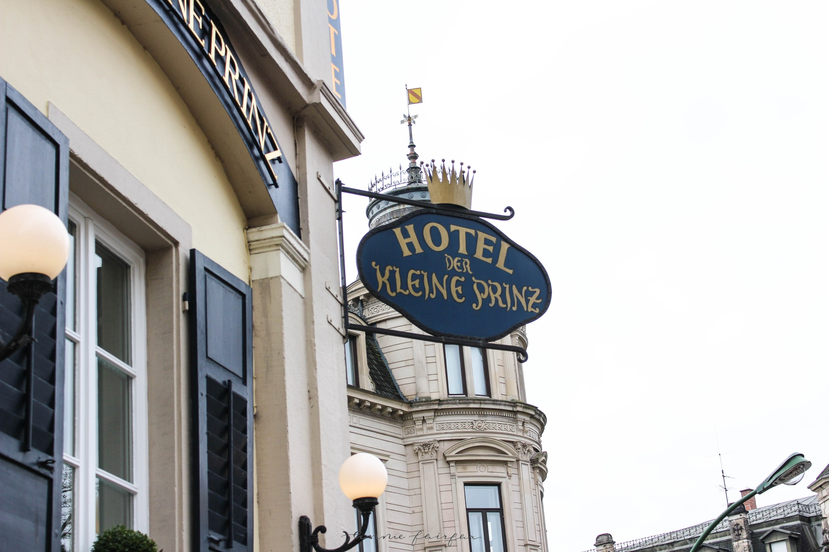 Luxury Hotels of the Word: Der Kleine Prinz Baden-Baden, Germany