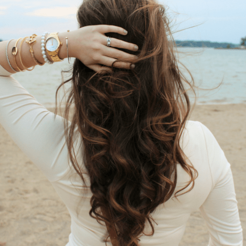 How to Curl Hair Perfectly + Get Mermaid Waves!