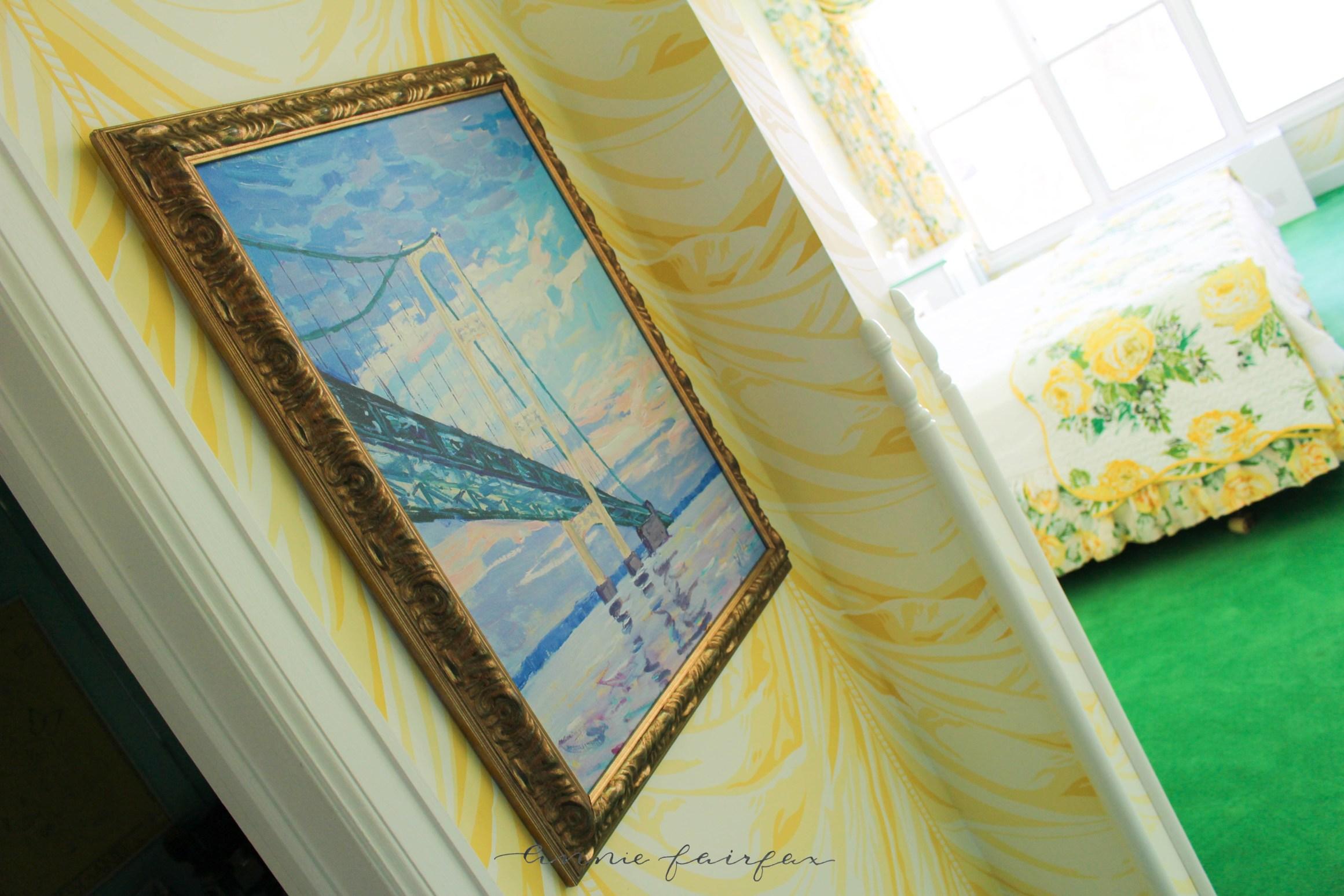 Grand Hotel by Annie Fairfax