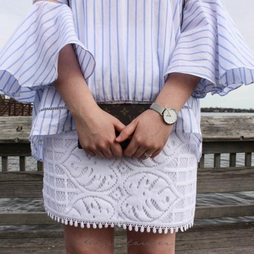 Spring Stripes & Nautical Vibes
