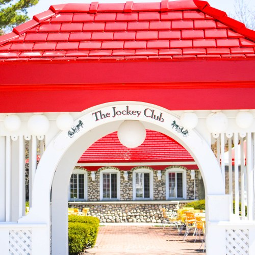 The Jockey Club Grand Hotel Mackinac Island