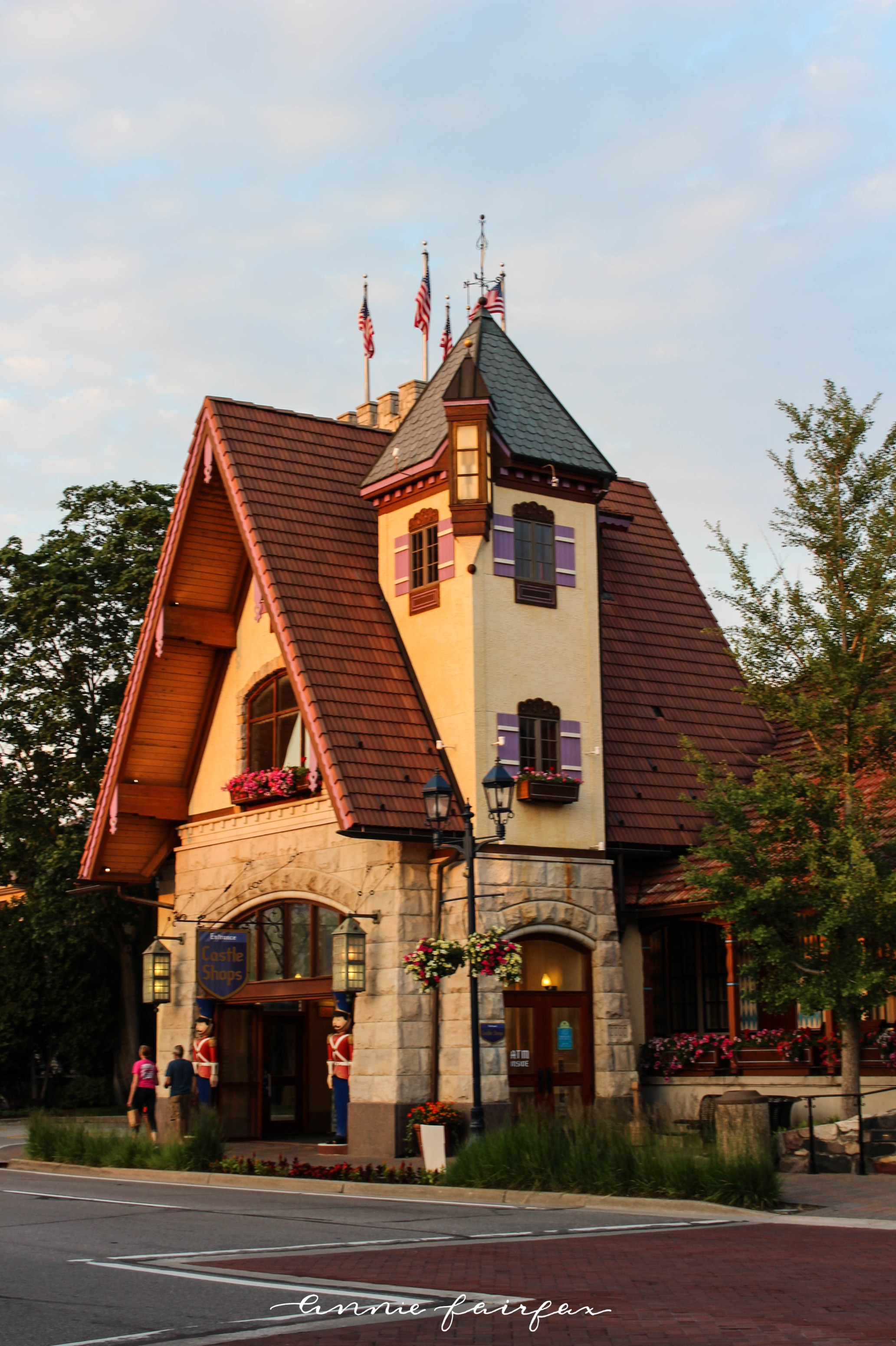 Castle Shops Frankenmuth Michigan