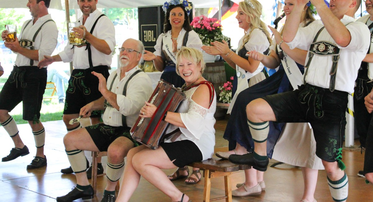 Zehnder's Bavarian Festival in Frankenmuth, MI