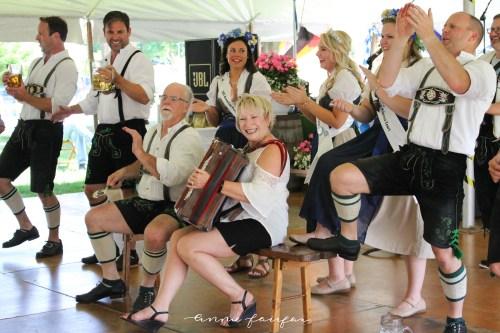 Frankenmuth Bavarian Festival Michigan Tourism German Lederhosen Dirndl Dress