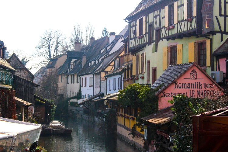 Our Visit to Colmar, France