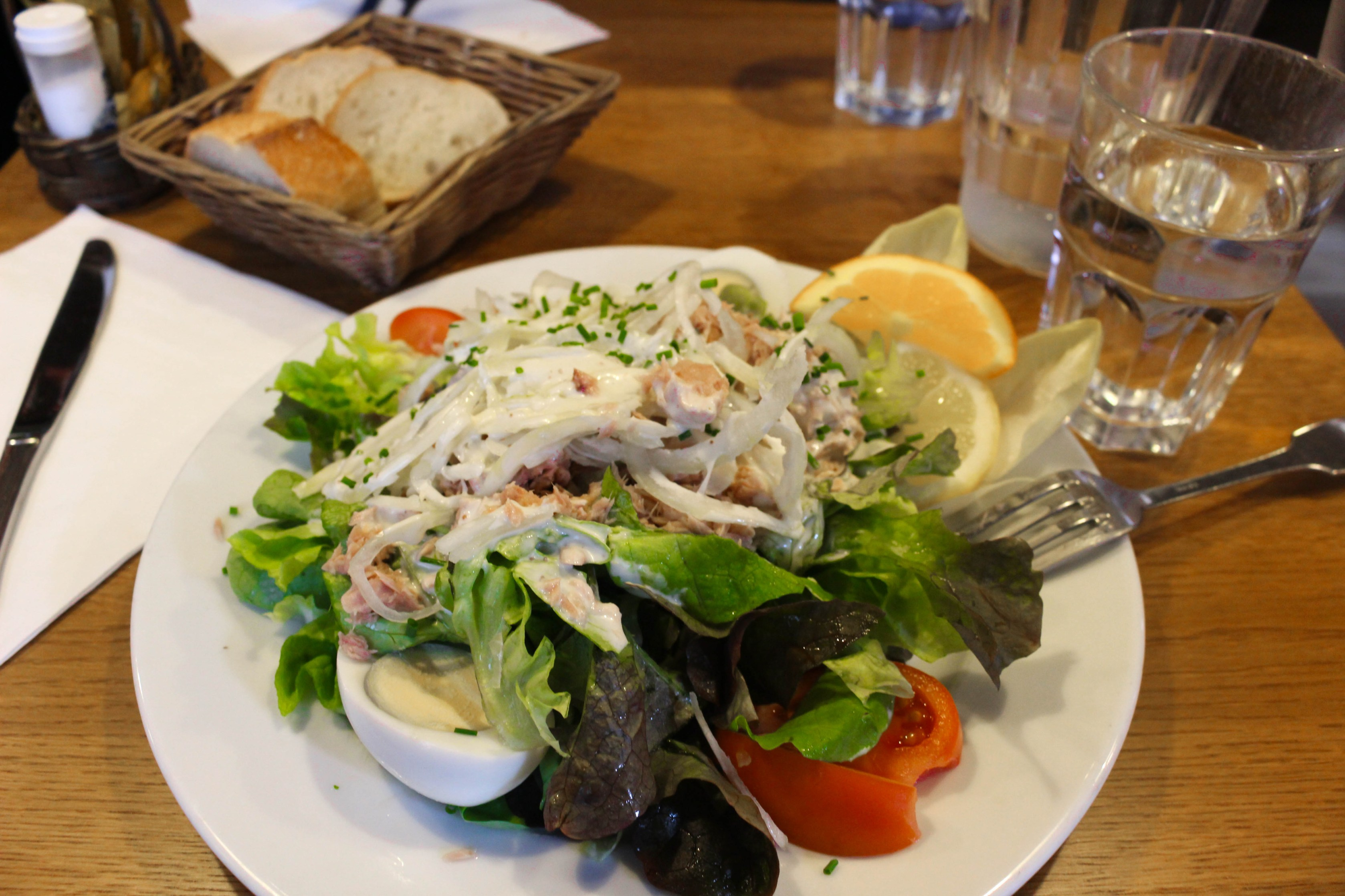 Cuisine in Alsace Wine Country French Food Colmar, France