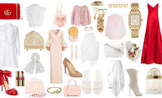 Valentine's Day Lookbook Outfit Inspiration What to Wear on Valentine's Day