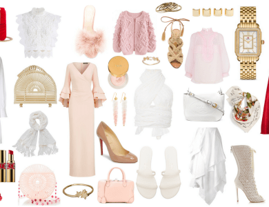Romantic Outfit Ideas for Valentine's Day & Lookbook