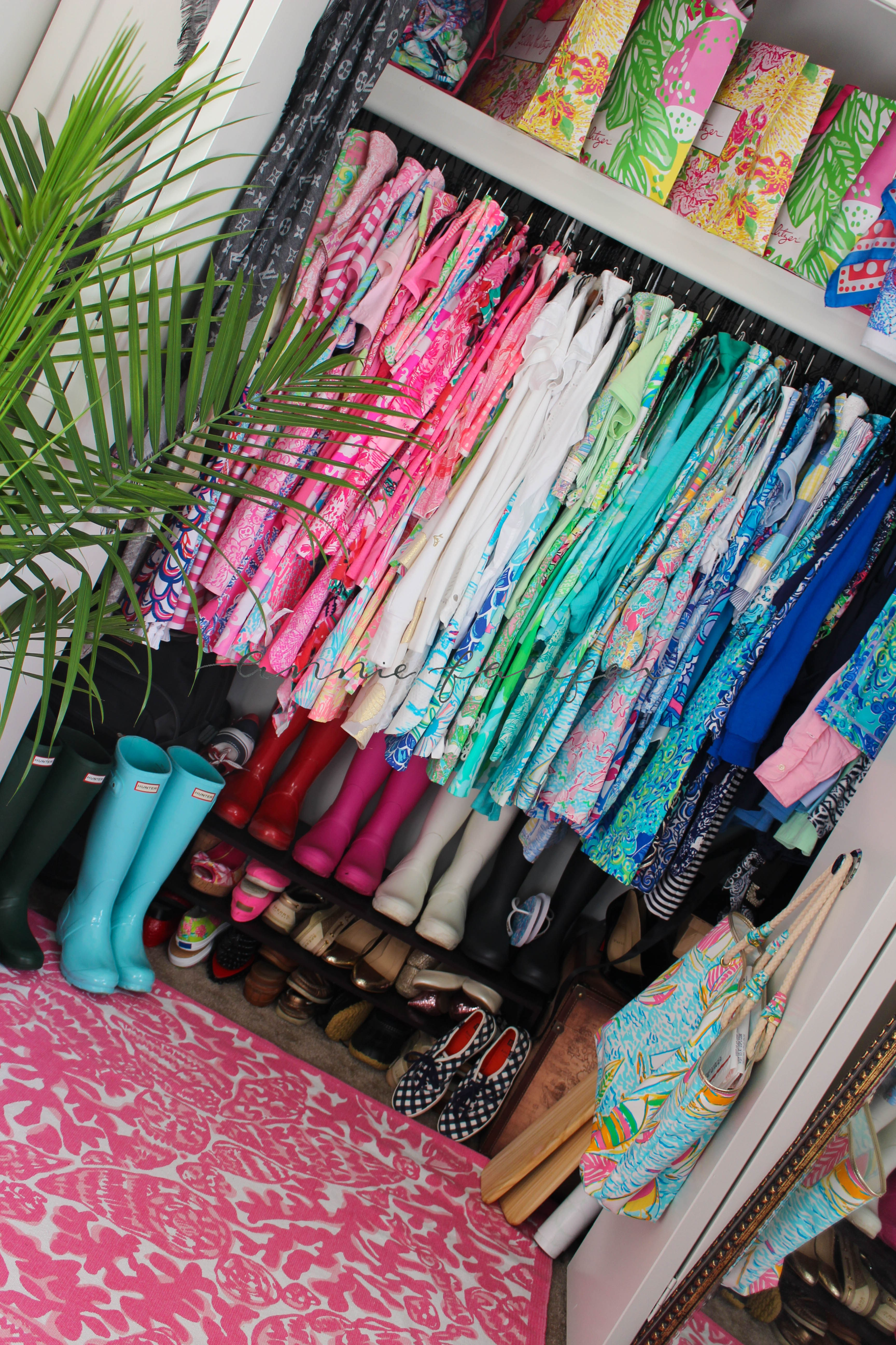 Lilly Pulitzer Preppy Summer Closet Hunter Boots Kate Spade Nautical J. Crew J. McLaughlin Kiel James Patrick Hunter Boots Collection