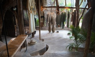 Zak Ik Luxury Boutique Inside Azulik Resort Tulum