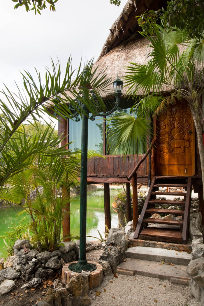 Zamna Tulum Eco-Chic Glamping Overwater Jungle Bungalows Concert Venue Cenote Hotel Luxury Hotels of the World