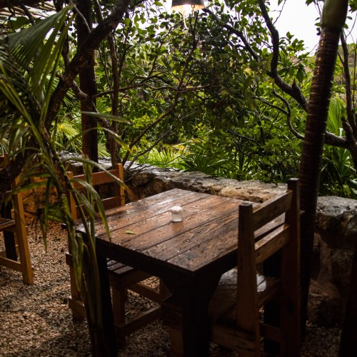 Luxury Restaurants of the World: Kitchen Table | Tulum