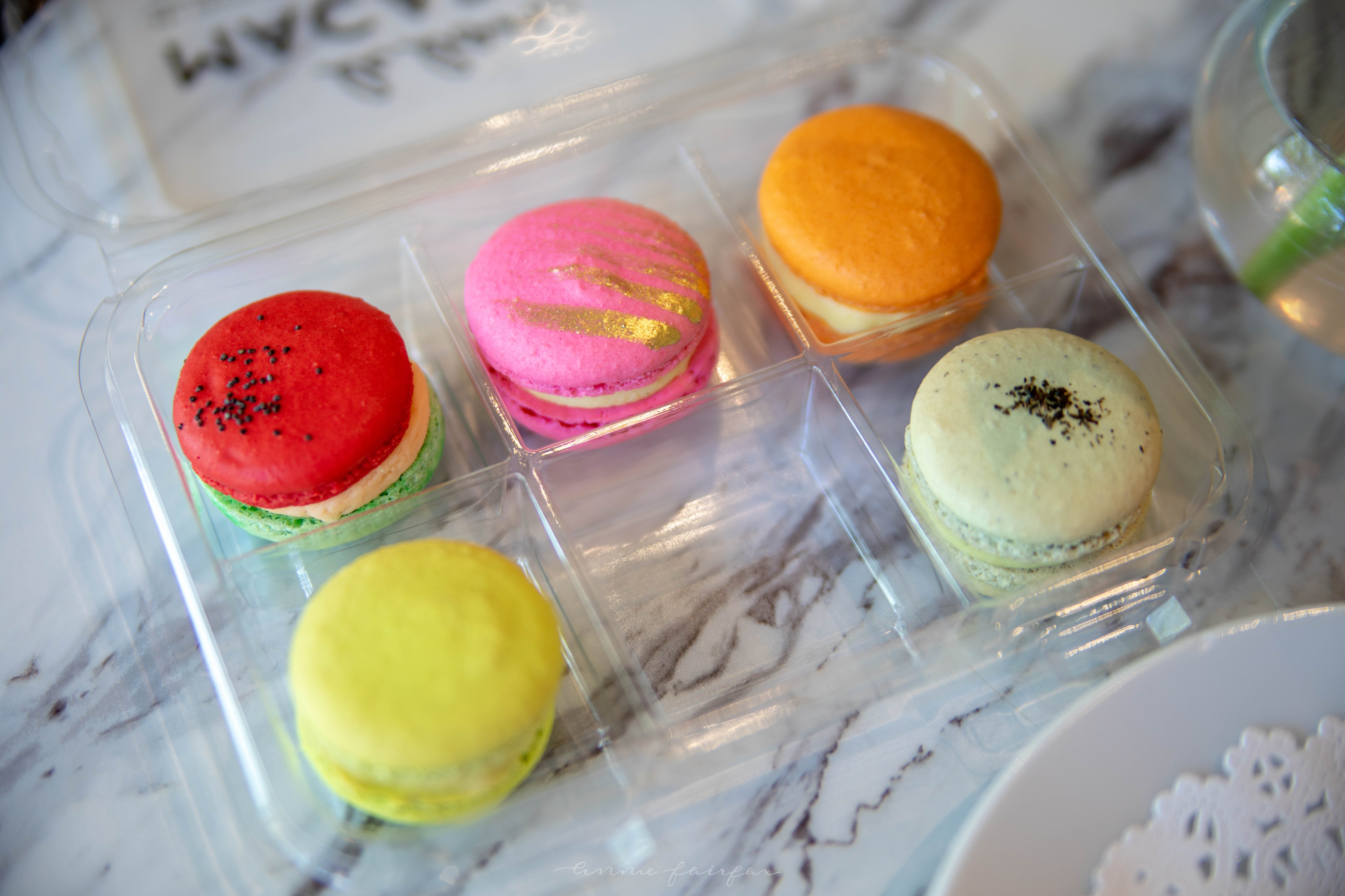 Le Bon Macaron Grand Rapids, MI Best Places to eat in Grand Rapids Michigan