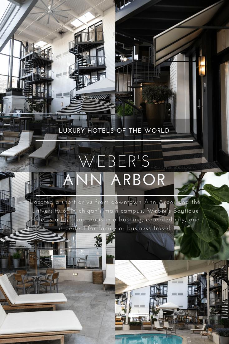 Weber's Boutique Hotel Ann Arbor