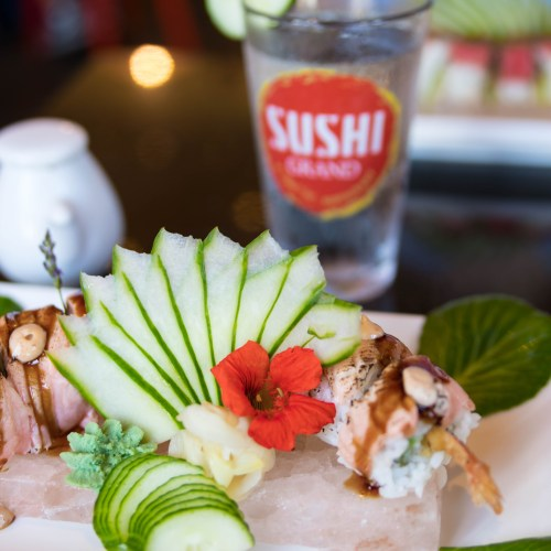 Luxury Restaurants of the World: Sushi Grand