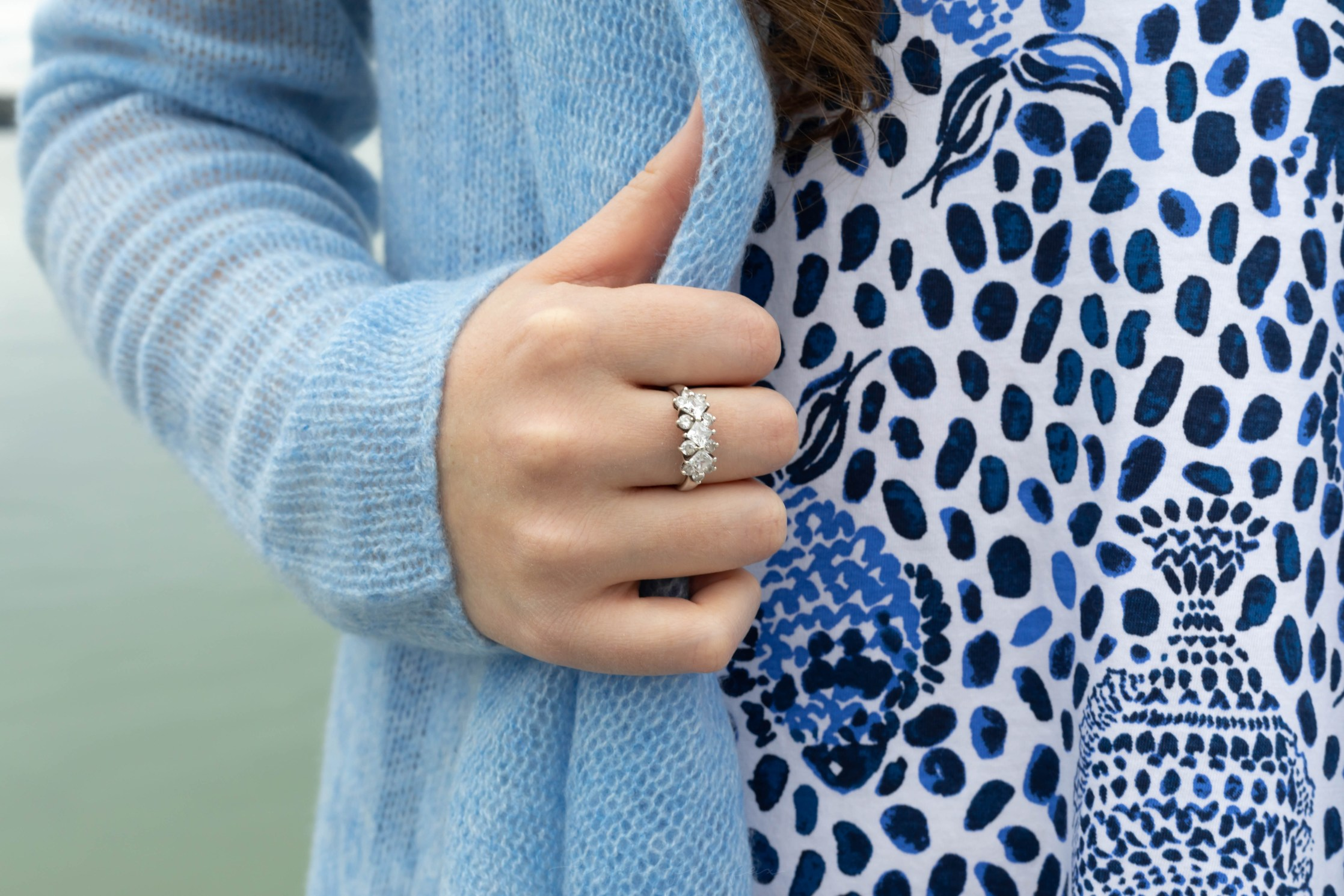 Lilly Pulitzer and Diamonds