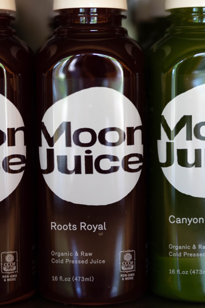 Luxury Restaurants of the World: Moon Juice in West Hollywood