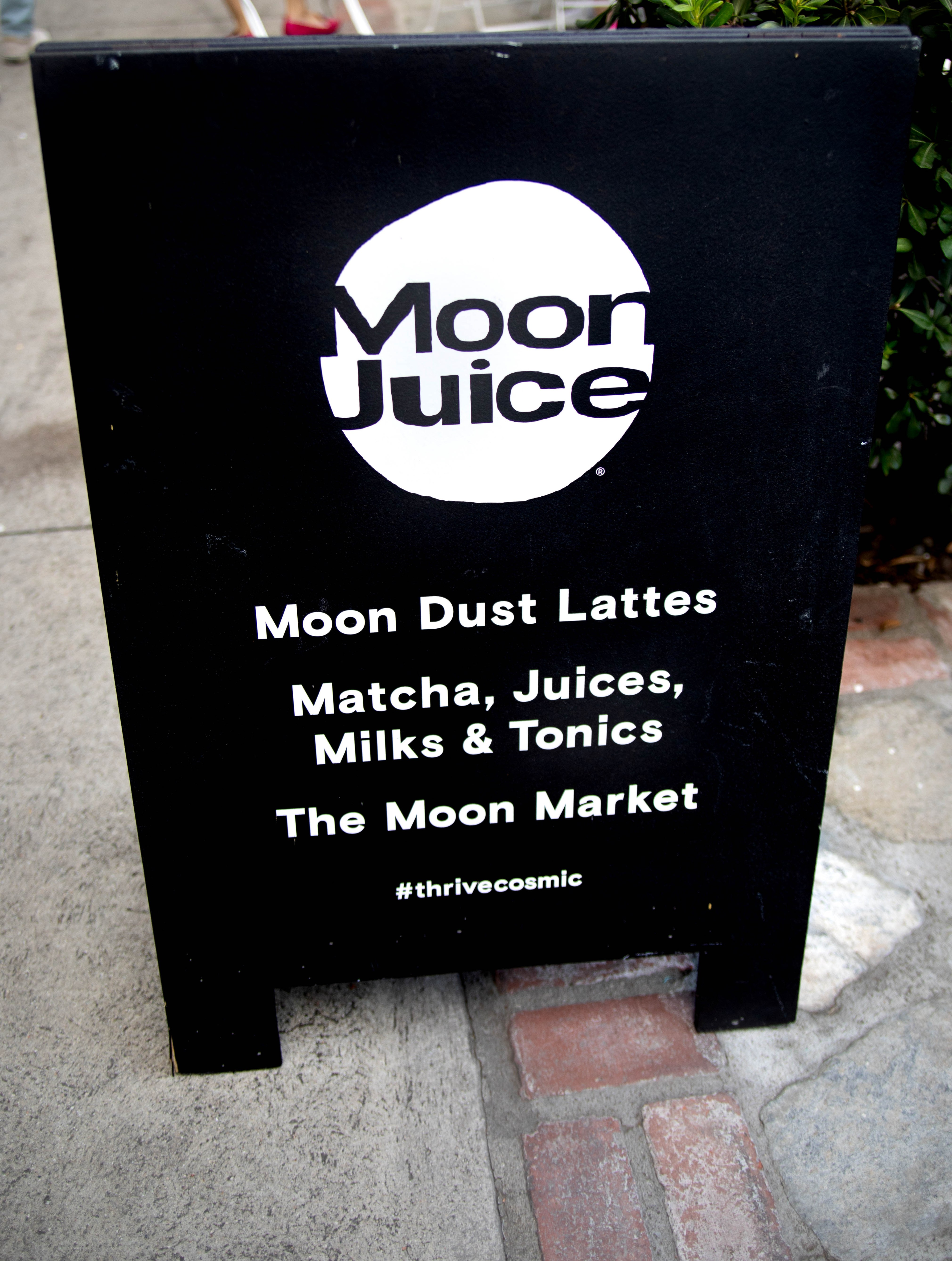 Moon Juice West Hollywood, California