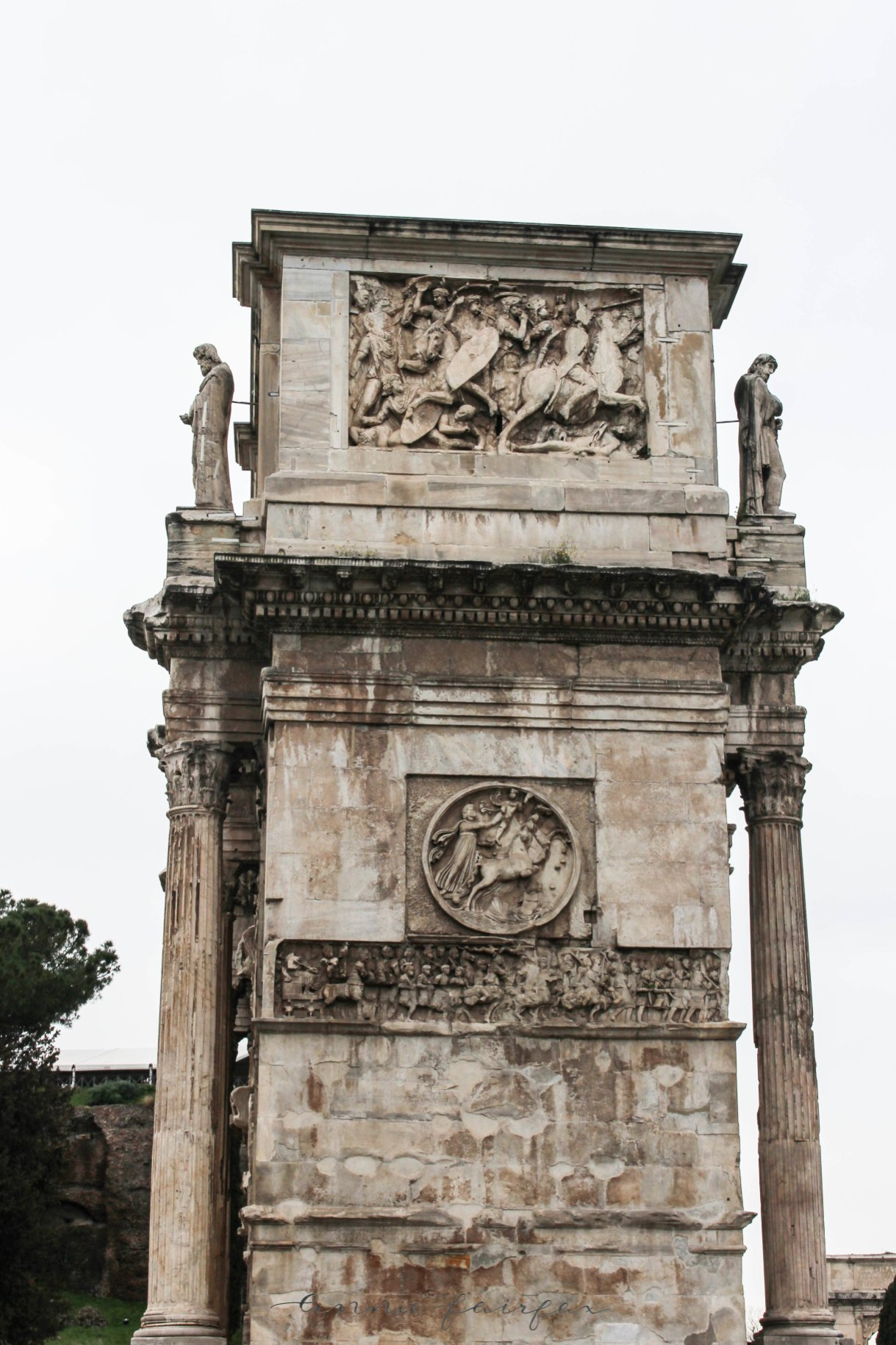 Arch of Constantine Rome: The Complete Traveler's Guide