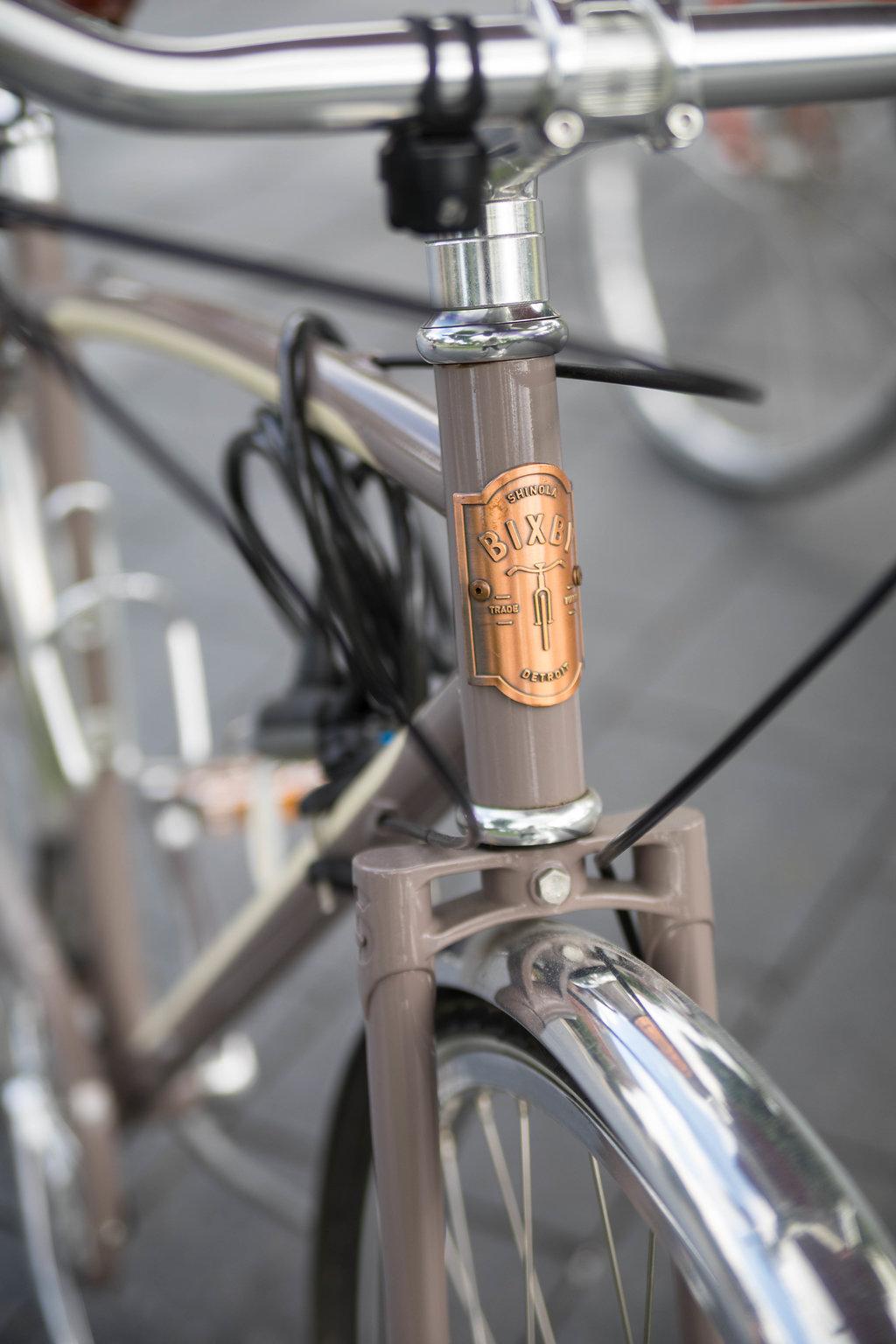 *Shinola Detroit Bixby Bike Ride at Townsend Hotel Birmingham Michigan